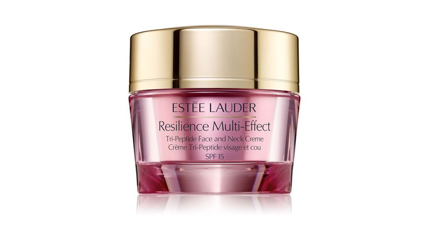 ESTEE LAUDER Resilience Multi Effect Tri Peptide Face and Neck Creme SPF15