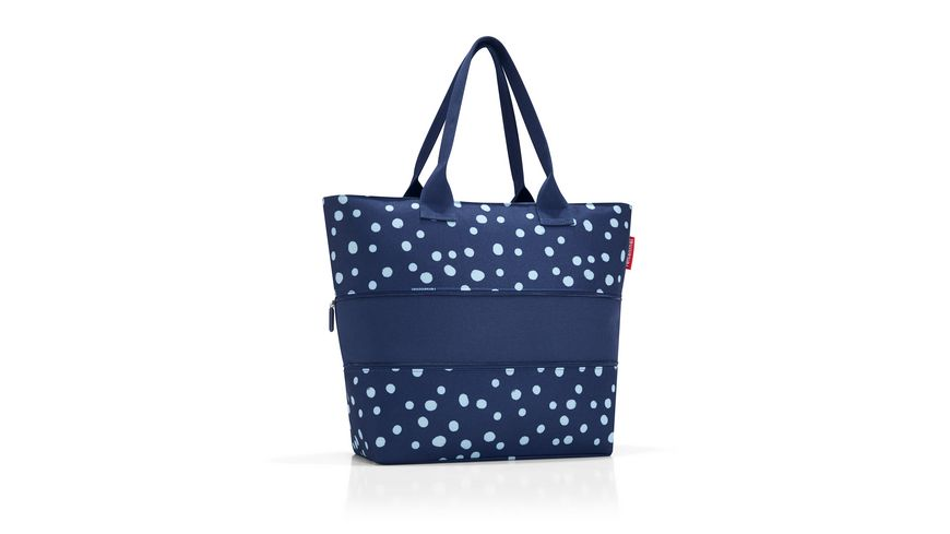 reisenthel shopper e1 spots navy