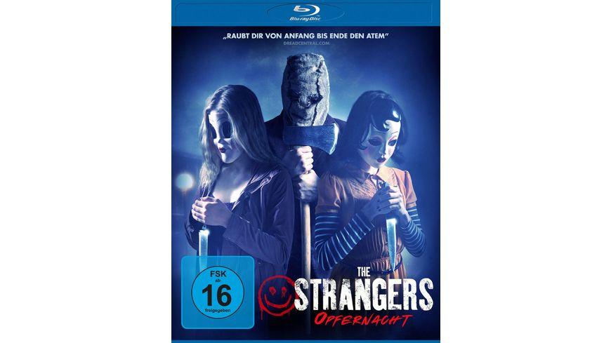 The Stranger 2 - Opfernacht Blu-ray