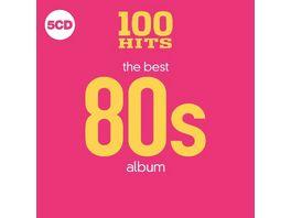 100 Hits Best 80s Album