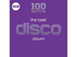 100 Hits Best Disco Album