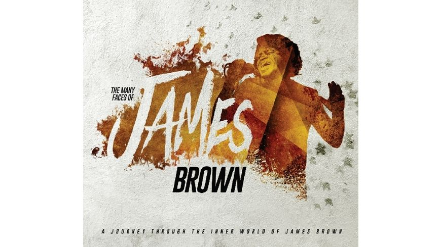 Many Faces Of James Brown
