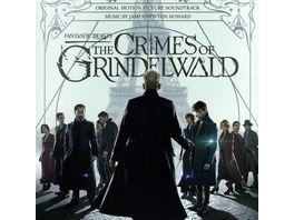Phantast Tierwesen 2 Grindelwalds Verbrechen OST