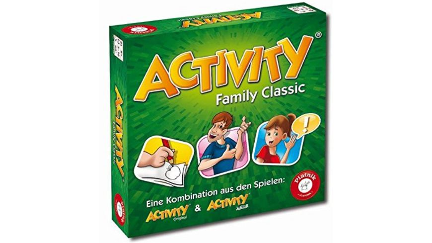 Piatnik Activity Family Classic