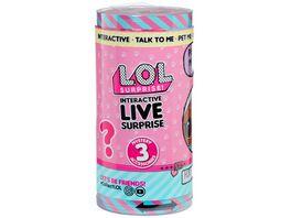 L O L SURPRISE Interactive Live Surprise