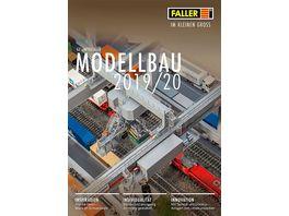 Faller 190908 Katalog 2019 2020