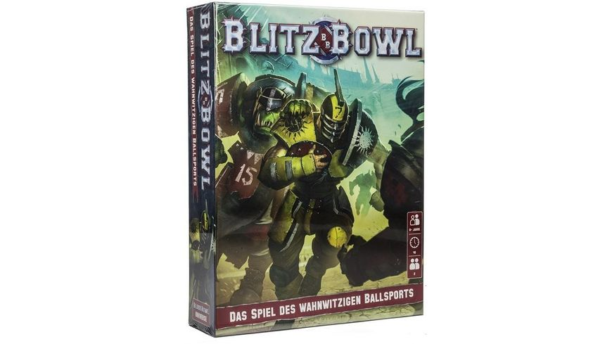 Games Workshop Blitz Bowl