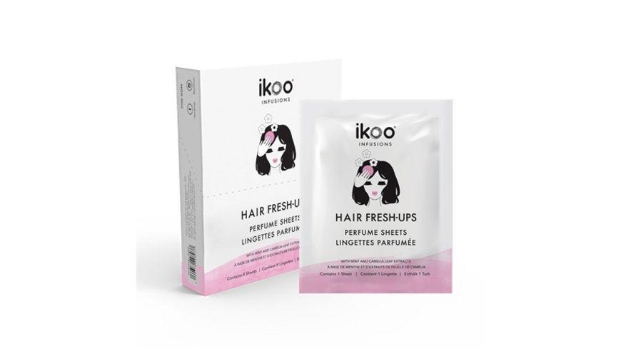 ikoo Hair Fresh Ups Perfume Sheets