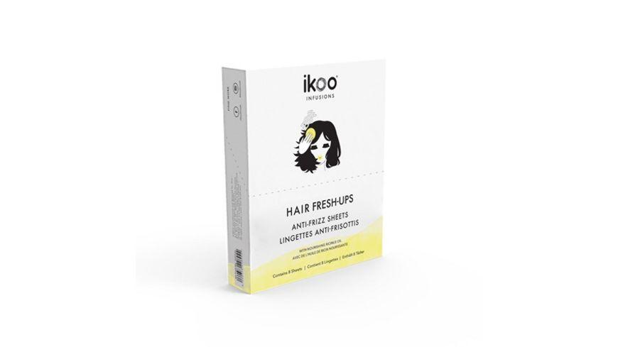 ikoo Hair Fresh Ups Anti Frizz Sheets