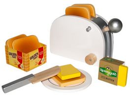 Tanner Golden Toast Set