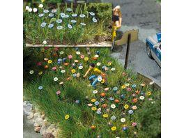 Busch 9785 Natur pur Sommerblumen 60 Stueck