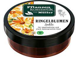 Pflanzenkosmetik von Mueller Ringelblumensalbe