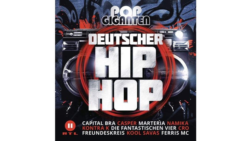 Pop Giganten Deutscher Hip Hop