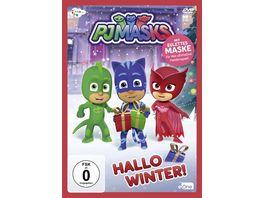 PJ Masks Pyjamahelden 3 Hallo Winter