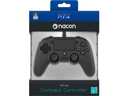 NACON PS4 Controller Color Edition Off lizenziert black