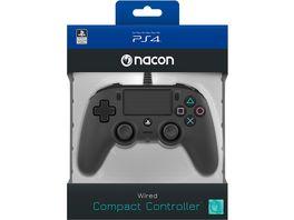 NACON PS4 Controller Color Edition Off lizenziert black
