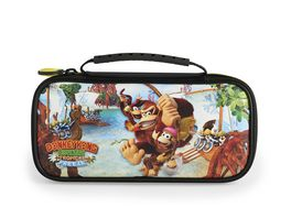 Switch Travel Case Donkey Kong Country Tropical Freeze NNS52A Offiziell lizenziert