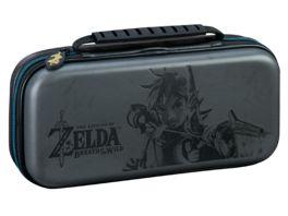 Switch Travel Case Zelda NNS44 Offiziell lizenziert grey