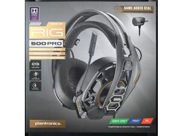 PLANTRONICS RIG 500 PRO HC PS4 Xbox One PC