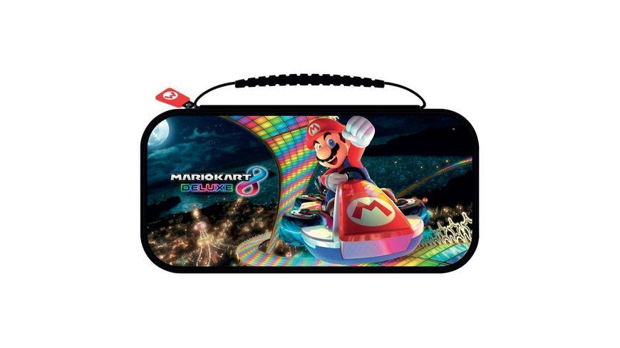 Switch Travel Case Mario Kart 8 Deluxe NNS50 Offiziell lizenziert