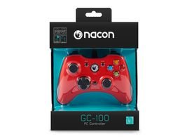 NACON PC Gaming Controller GC 100XF red