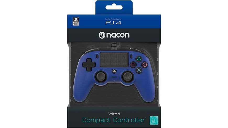 PS4 Controller Color Edition Off lizenziert blue