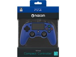 NACON PS4 Controller Color Edition Off lizenziert blue