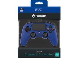 NACON PS4 Controller Color Edition Off lizenziert blue