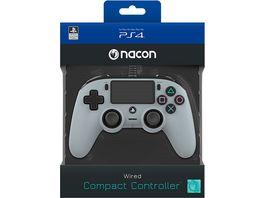 NACON PS4 Controller Color Edition Off lizenziert grey