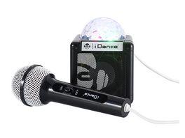 Sing Cube 100BK BT Disco Ball wired Micro black