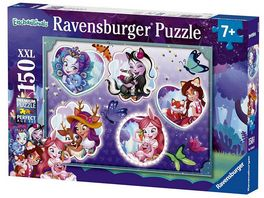 Ravensburger Puzzle Enchantimals 150 Teile XXL