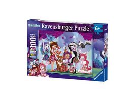 Ravensburger Puzzle Enchantimals 100 Teile XXL