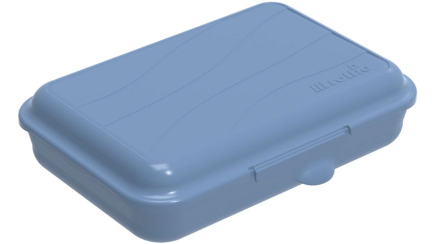 rotho Brotdose flach Funbox 0 45l