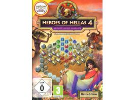 Heroes of Hellas 4 Yellow Valley