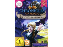 Chronicles of Magic Geteilte Koenigreiche