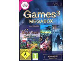Games 3 Mega Box Vol 8