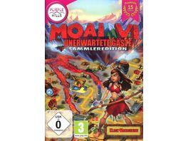 Moai 6 Unerwartete Gaeste