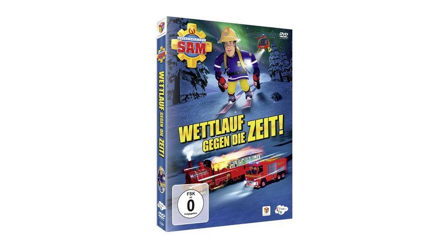 Feuerwehrmann Sam Wettlauf gegen die Zeit Staffel 10 Teil 1