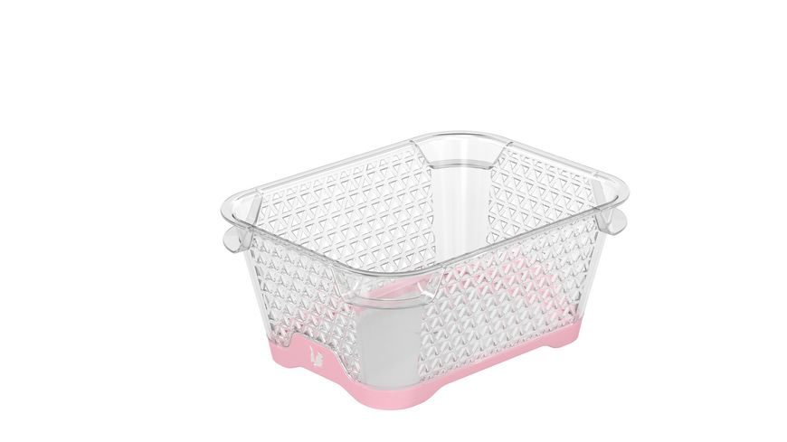 keeeper Stapelkoerbchen Jonas A7 pearl pink