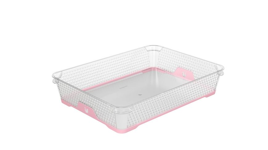 keeeper Stapelkoerbchen Jonas A4 pearl pink