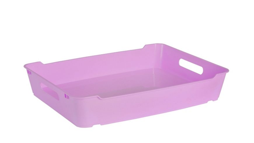 keeeper Aufbewahrungsbox Lotta A4 lilac