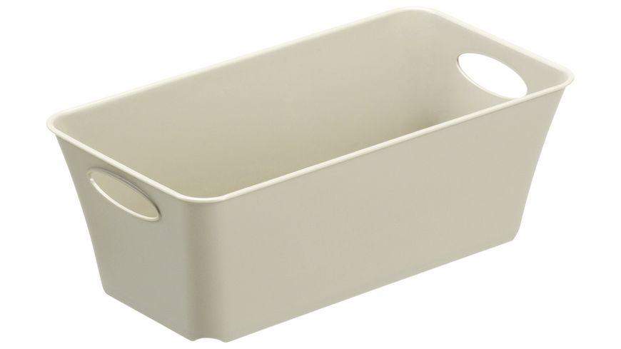 rotho Box Livingbox 2 l Cappuccino