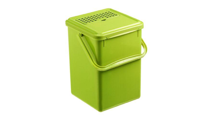 rotho Komposteimer gruen