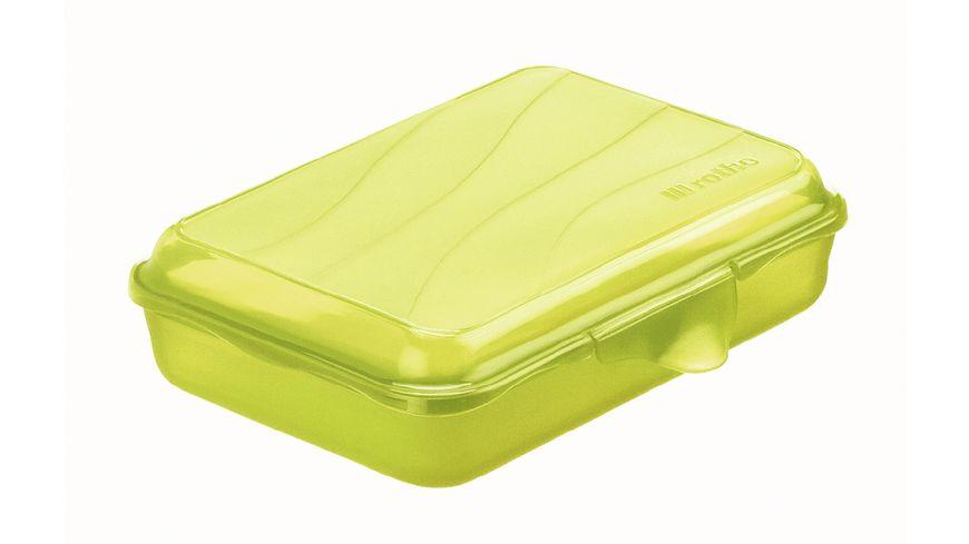rotho Brotdose Funbox 0 45 l lime