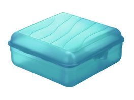 rotho Brotdose Funbox 2 35 l aqua