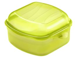 rotho Brotdose Funbox 0 45 l lime 6 5 cm