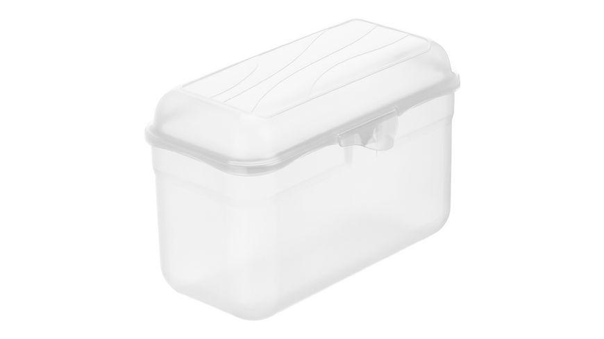 rotho Brotdose Funbox 1 75 l transparent