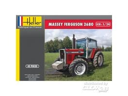 Heller 1781402 Massey Ferguson 2680 in 1 24