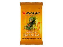 Magic the Gathering Gilden von Ravnica Booster
