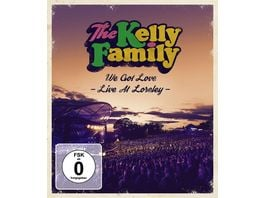 We Got Love Live At Loreley Bluray